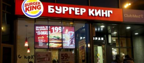 Burger King, post sessista rimosso