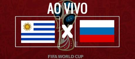 Copa do Mundo: Uruguai x Rússia ao vivo