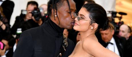 le Couple Kylie Jenner et Travis