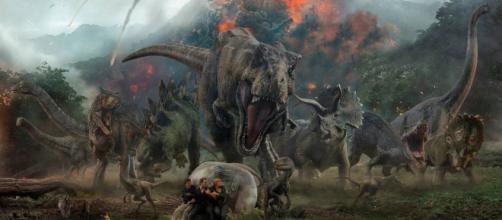 Crítica Jurassic World: Fallen Kingdom - Geeky - com.ar