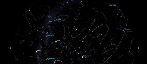 Eventos astronómicos para este verano según el Instituto Geográfico Nacional