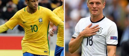 España si es primera de grupo se libra de Brasil, Alemania y Francia hasta la final
