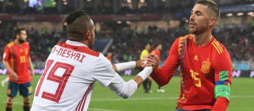 L'Espagne arrache le match nul contre le Maroc, qui quant à lui évite une troisième défaite d'affilée