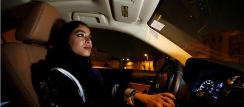 La mujeres saudíes ya pueden conducir