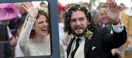 Toutes les photos du mariage de Kit Harington et Rose Leslie en ... - programme-tv.net