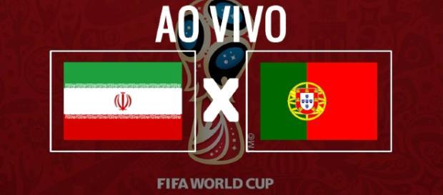 Copa do Mundo: Irã x Portugal ao vivo