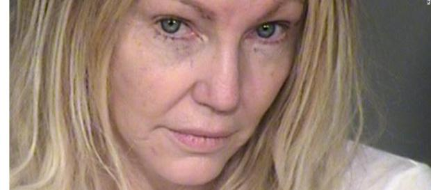 Heather Locklear arrested on two counts of misdemeanor battery [Image: Ventura County Sheriff's office]