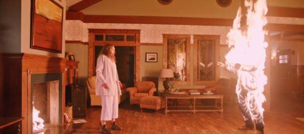 HEREDITARY is the Dysfunctional Family from Literal Hell (Image via Nerdist/Twitter)