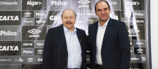 José Carlos Peres e Ricardo Gomes buscam reforços.