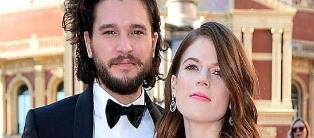 Kit Harington é o famoso Jon Snow na série da HBO.