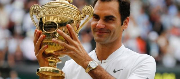Record-breaking Roger Federer claims eighth Wimbledon title with ... - eurosport.co.uk