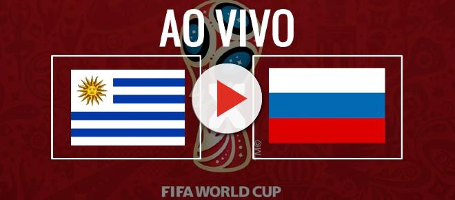 Uruguai x Rússia AO VIVO - Transmissão da Copa do Mundo