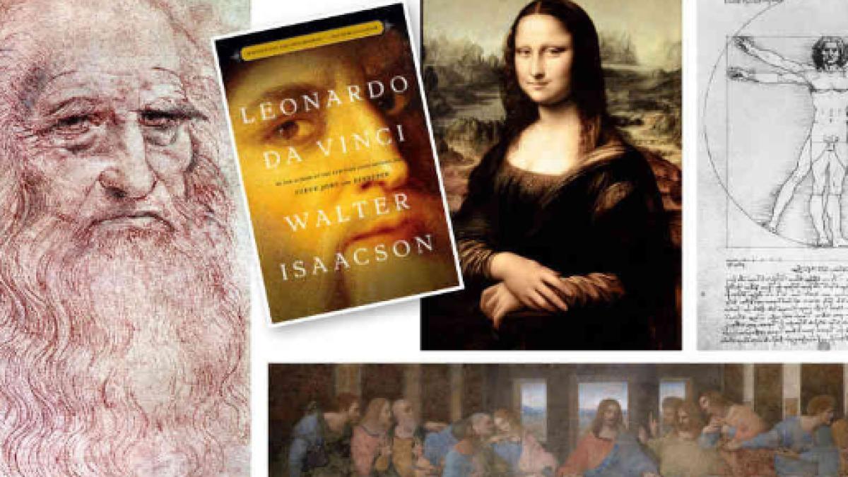 Leonardo Da Vinci La Biografía De Walter Isaacson Reseña