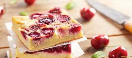 : Menù della settimana: Focacce dolci alle ciliegie