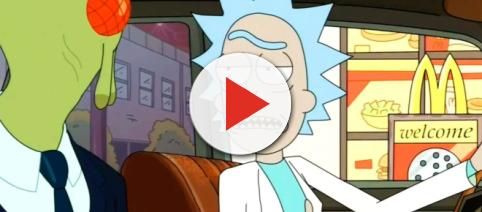 Are there secret messages in the new 'Rick and Morty' promo? [Adult Swim -YouTube]