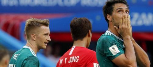 Anche la Germania ha la sua Corea: eliminata al primo turno, come ... - ilnapolista.it