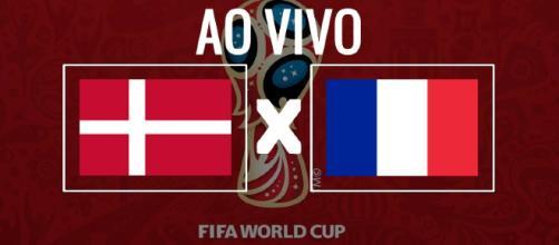 Copa do Mundo: Dinamarca x França ao vivo