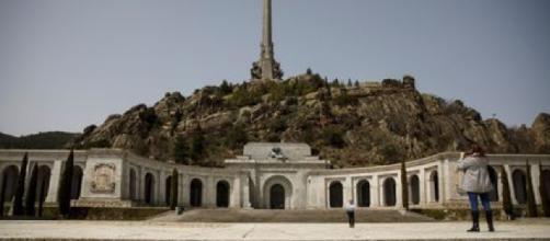 El Gobierno español quiere la exhumación de los restos de Franco del Valle de los Caídos