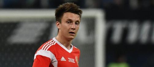 La Juventus continua il pressing sul CSKA Mosca per portare a Torino, Aleksandr Golovin - novantesimo.com