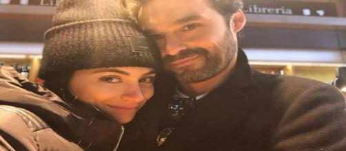Os atores se conheceram em 2015 quando trabalharam na novela 'Lo Imperdonable'