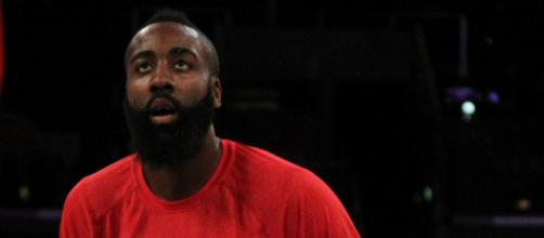 Photo of James Harden. - [Derral Chen / Flickr]