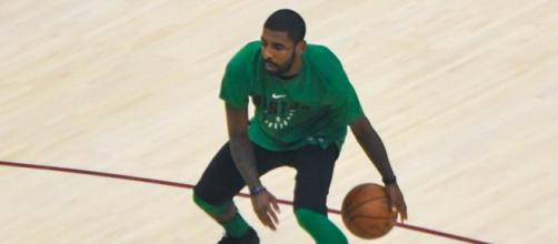 Photo of Kyrie Irving. - [Erik Drost / Flickr]