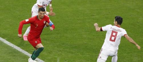 Qualification du Portugal pour les huitièmes de final