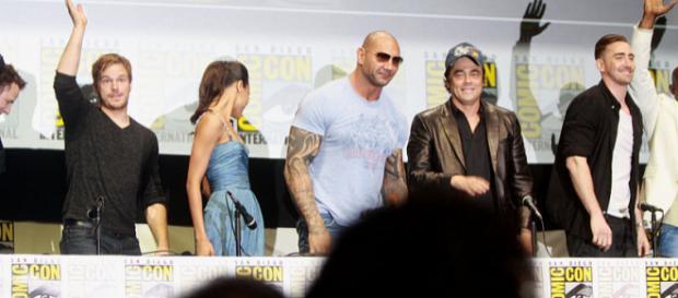 Benicio Del Toro at San Diego Comic Con International, for 'Guardians of the Galaxy.' - [Image courtesy – Gage Skidmore / Wikimedia Commons]