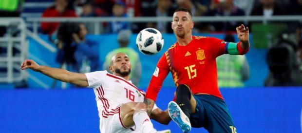 """Sergio Ramos hace una autocrítica: """"No fue una fase de grupos para nada brillante"""""""