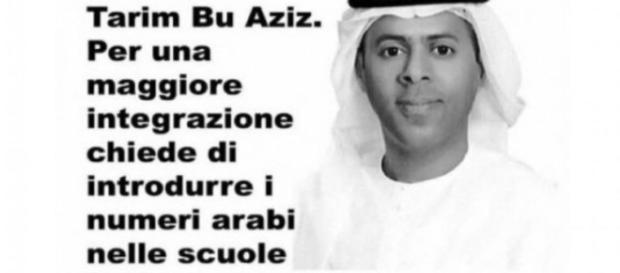 'Introduciamo i numeri arabi nelle scuole' e in molti credono alla bufala