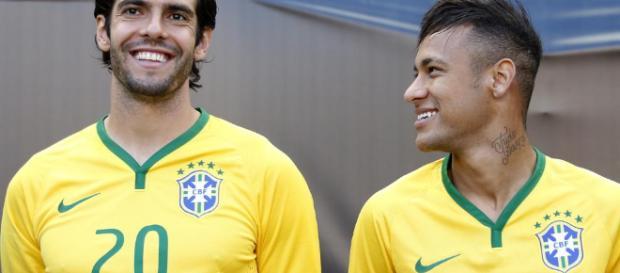 Kaká dice en 'La Gazzetta dello Sport' que si Neymar quiere ir al Real Madrid, que lo haga