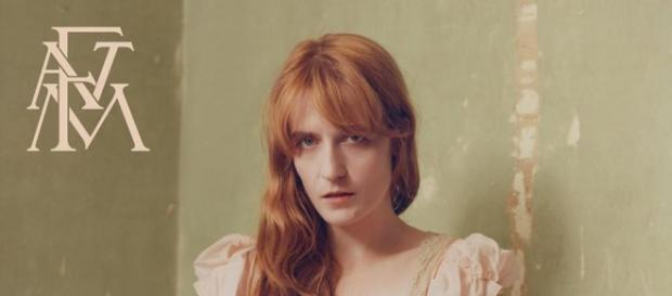 Florence Welch + The Machine lanza su nuevo álbum titulado 'High as Hope'