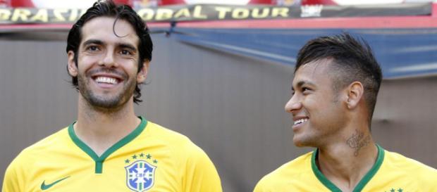 Mercato Real Madrid : Kaka pousse Neymar à quitter le PSG
