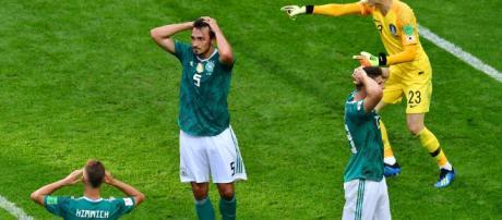 Alemanha não escapou da maldição que persegue os times europeus campeões