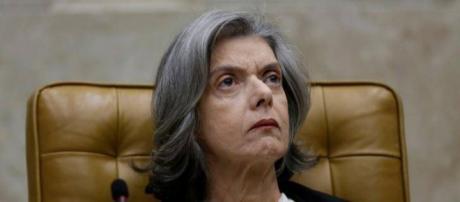 Cármen Lúcia e diretor da PF já chegaram a discutir segurança no julgamento de Lula | EXAME