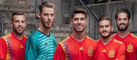 La travesía de la selección de España, hasta el momento, por el Mundial de Rusia 2018