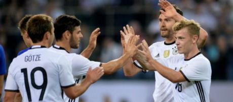 L'Allemagne joue sa qualification face à la Corée