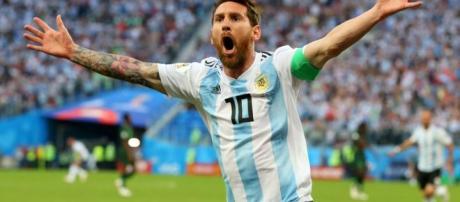Mundial Rusia 2018: Argentina se prepara para enfrentarse contra Francia