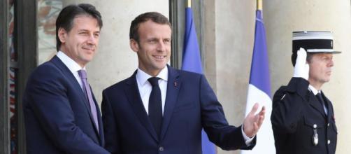 Conte all'Eliseo da Macron: proposta italiana per rivedere le ... - lastampa.it