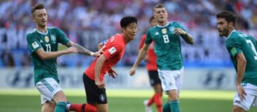 Corea del Sur dejó a Alemania fuera del Mundial en 1ra fase