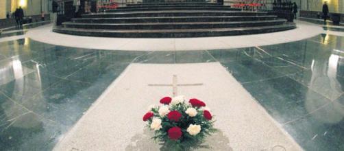La exhumación de los restos del dictador se aprobó en 2017