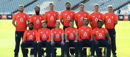 England vs Australia 1s t20 live streaming (Image via England Cricket/Twitter)