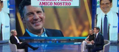 Fabrizio Frizzi omaggiato in tv