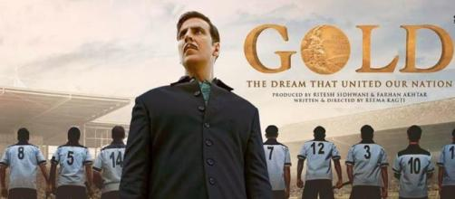 Karan Johar, Varun Dhawan and others applaud Akshay Kumar's Gold (Image via Akshay Kumar/Twitter)