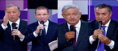 MÉXICO / Este 27 de junio se terminan las campañas políticas