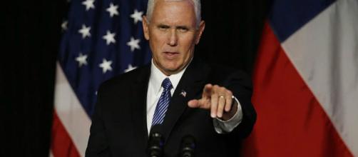 Vicepresidente de EE.UU se encuentra con Temer para tratar la situación de Venezuela