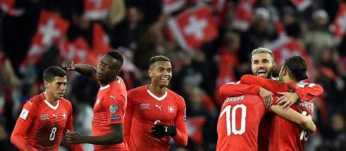 Rusia 2018: Suiza logra clasificarse a octavos tras empatar con Costa Rica