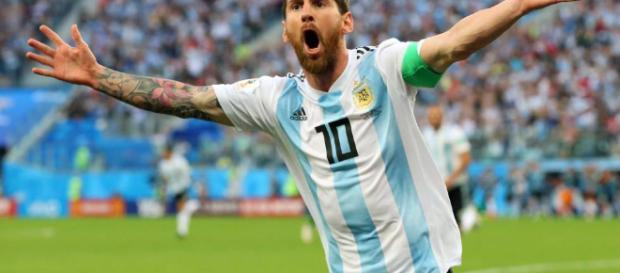 Argentina se salva con un gol de Rojo en el 88 y jugará los ... - elpais.com