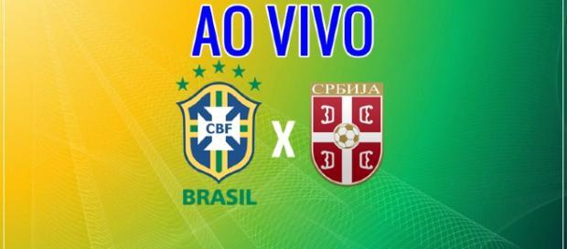 Copa do Mundo:Brasil x Sérvia ao vivo