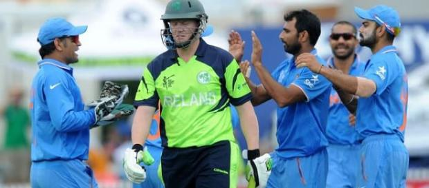 India vs Ireland live streaming on Sony Liv (Image via ICC/Twitter)
